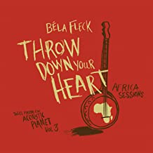 Best throw down your heart album Reviews