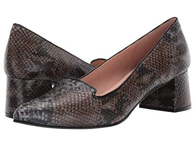 French Sole Eden (Carbon Snake) High Heels