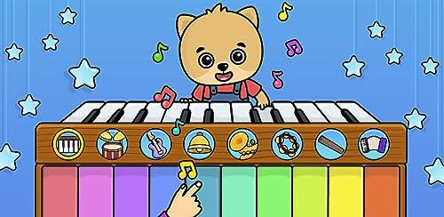 『ベイビーピアノ – キッズ向け学習ゲーム。』の6枚目の画像