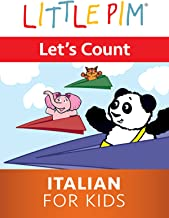 Little Pim: Let's Count - Italian For Kids