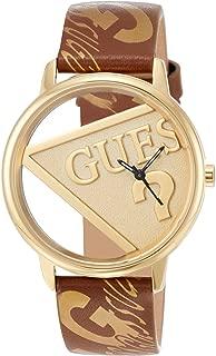 [ゲス] 腕時計 V1009M2 並行輸入品 ブラウン