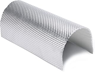 Design Engineering 050503 Floor & Tunnel Shield II - Adhesive Heat and Sound Insulation, 42' x 48' (14 sq. ft.)
