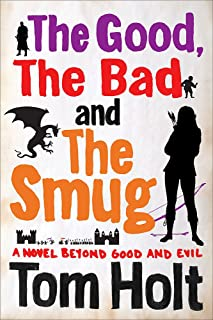 The Good, the Bad and the Smug: YouSpace Book 4