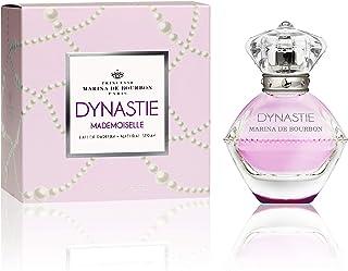 Dynastie Mademoiselle by Princesse Marina De Bourbon Eau de Parfum Spray Fragrance for Women Floral And Fruity Scent With ...