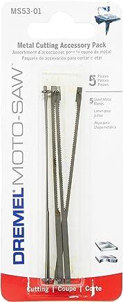 Lâmina Moto-Saw Dremel MS53 para Metal, Cinza