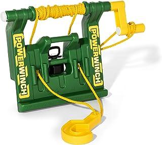 Rolly Toys rollyPowerwinch Seilwinde John Deere für RollyToys Fahrzeuge, Montage an Front- oder Heckkupplung