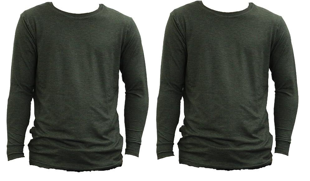 剛性どこにもミントナノミックス レディスシンプル半袖シャツ 黒 L
