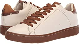 Burnished Leather C101 Low Top Sneaker