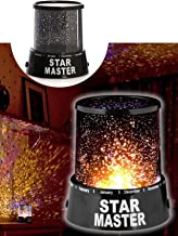Buffer Duvara Işık Yıldız Yansıtan Star Master Gece Lambası