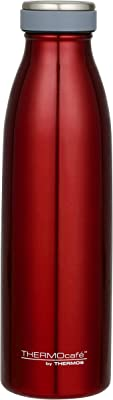 Thermos Vacuum Insulated Bottle, 500ml, Red, BOL500R6AUS