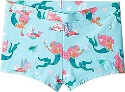 Mermaid Tales Swim Shorts (Toddler/Little Kids/Big Kids)