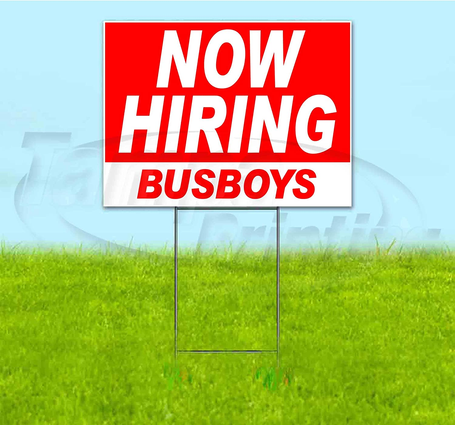 Now Hiring Busboys Max 60% OFF 18