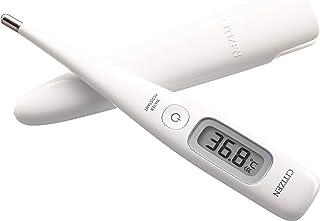 シチズン 電子体温計 CTE507 予測式 30秒 CTE507 ホワイト
