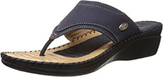 Scholl Women's Leather Slippers