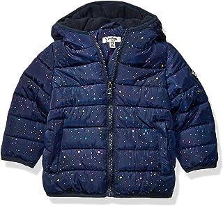 Jessica Simpson Baby Girls Puffer Jacket