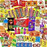 Mexican Candy Assortment Bag Mix 100 COUNT. Best Mexican Snacks Variety of Spicy, Sweet and Sour Mexican Candies. Dulces Mexicanos. Perfect Mexican Candy Bulk Gift Set by Pawesome Things LLC