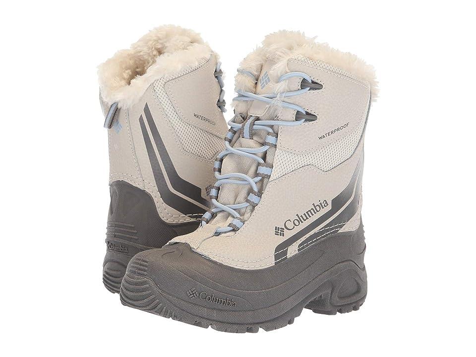 Columbia Kids Bugaboottm Plus IV Omni-Heattm (Little Kid/Big Kid) (Fawn/Faded Sky) Girls Shoes