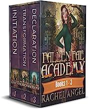 Fallen Fae Academy Box Set 1 Part 1 (Books 1 – 3) (Fallen Fae Academy Boxset)