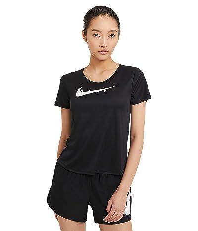 Nike Swoosh Run Top Short Sleeve (Size 1X-3X)