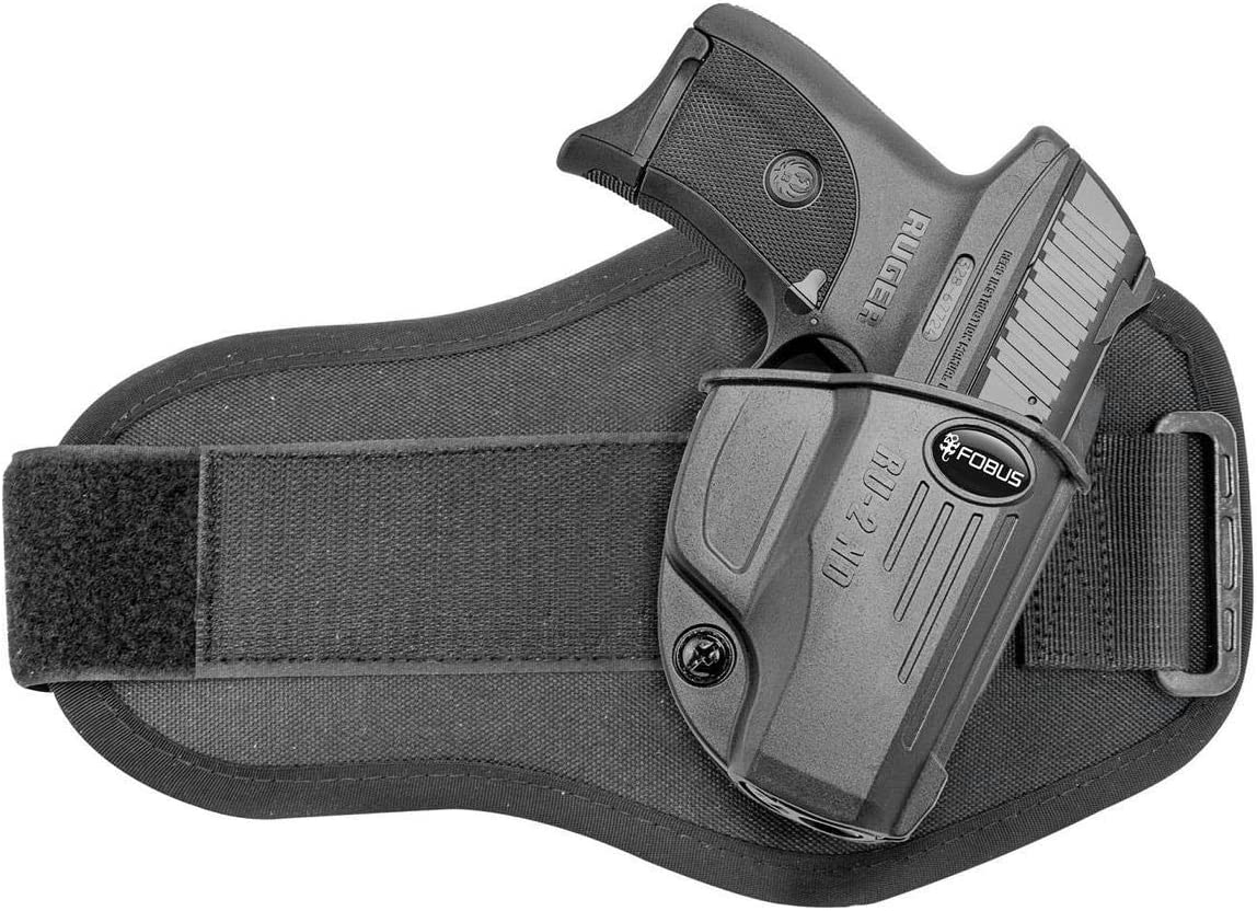 Fobus Ec9S Max 62% OFF Lc380 Lc9 Lc9S Pro Miami Mall Ruger Evolution Holster Ankle Bla