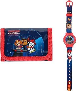 Paw Patrol - Orologio digitale per bambini, con licenza ufficiale