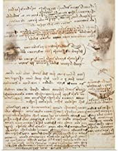 GREATBIGCANVAS Poster Print Codex on The Flight of Birds, by Leonardo da Vinci, 1505-1506. Royal Library, Turin by Leonardo da Vinci 36
