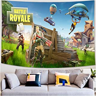 Wall Tapestry - Video Game Party Supplies Decoration - Wall Hanging Beach Blanket Tablecloth Backdrop Handicrafts Polyester Fabric - Tabletop Buffet Home Bedroom Living Room Dorm Wall Decor 59X90 inch