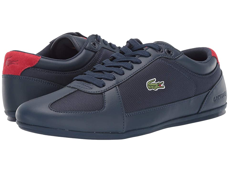 Lacoste Evara Sport 119 1 CMA (Navy/Red) Men