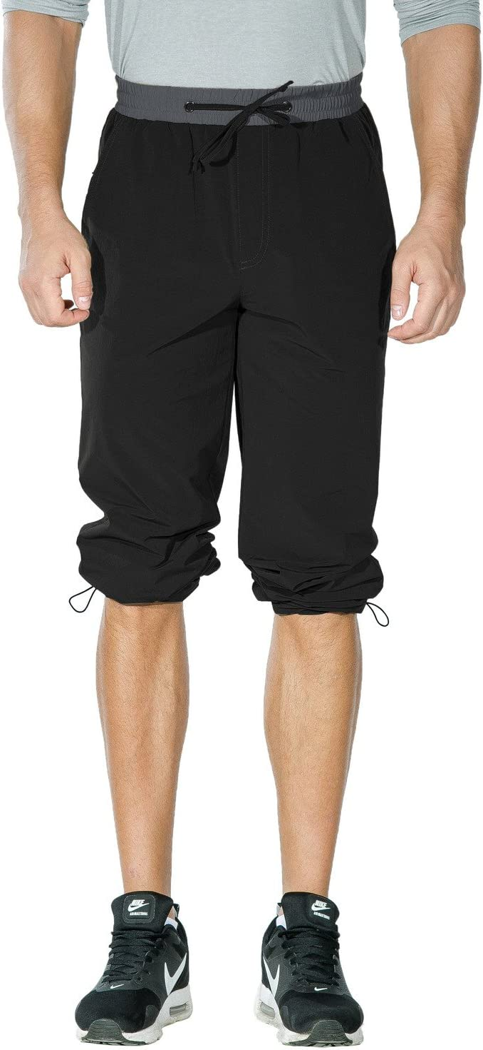 Nonwe Mens Outdoor Quick Drying Hiking Camping Pants