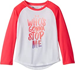 Who's Gonna Stop Me Long Sleeve Top (Toddler)