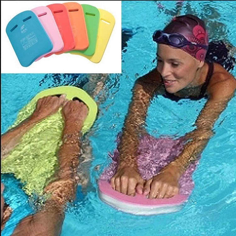 Waller paa水泳Swimキックボード子供用大人セーフプールトレーニングAid FloatボードFoam