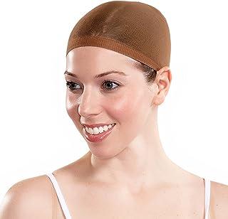 Dream Deluxe Wig Cap 2 Piece Package BROWN