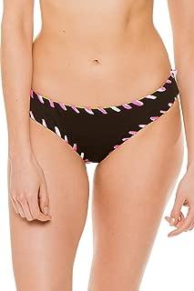 Becca by Rebecca Virtue Women's Camille Reversible Hipster Bikini Bottom