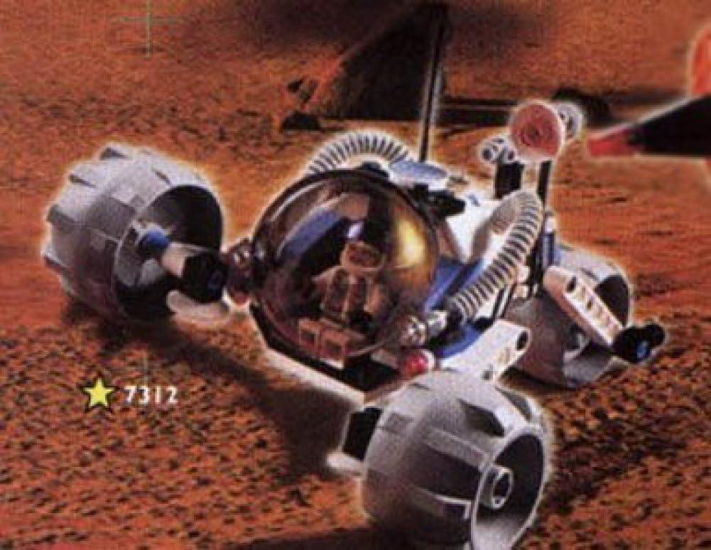LEGO Milwaukee Mall Life Sales for sale on Mars Set T3Trike #7312