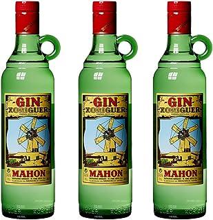 Xoriguer Gin Mahon, Menorca, 0,7l Gin Sparpaket 3 x 0.7 l