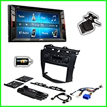 PAC RPK4-HD1101 Audio Integrated Installation Kit 2003-2007 Honda Accord (Black with JVC Radio)