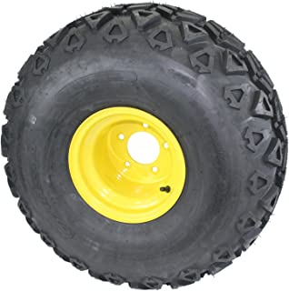 25x13.00-9 John Deere Gator Rear Wheel and Tire Assy Perfectly Replaces AM143569 M118819