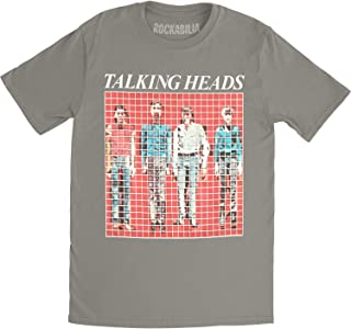 Men's More Songs About Bldgs. & Food Vintage T-Shirt Silver