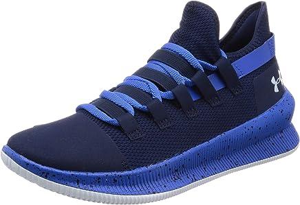 945225a3d Under Armour Ua M-Tag Low, Men's Men Basketball Shoes, Blue (Blue