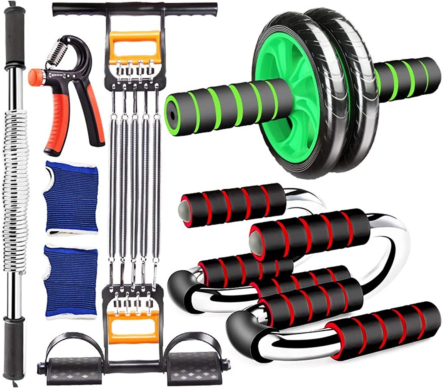 MX Fitness Equipment, Men Home MultiFunctional Training Suit Exercise Chest Muscle Arm Strength @ (Size   2 )