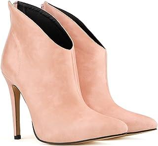 MujerY Amazon Botas Zapatos Para esTianmeiliye hQdCBtrsx