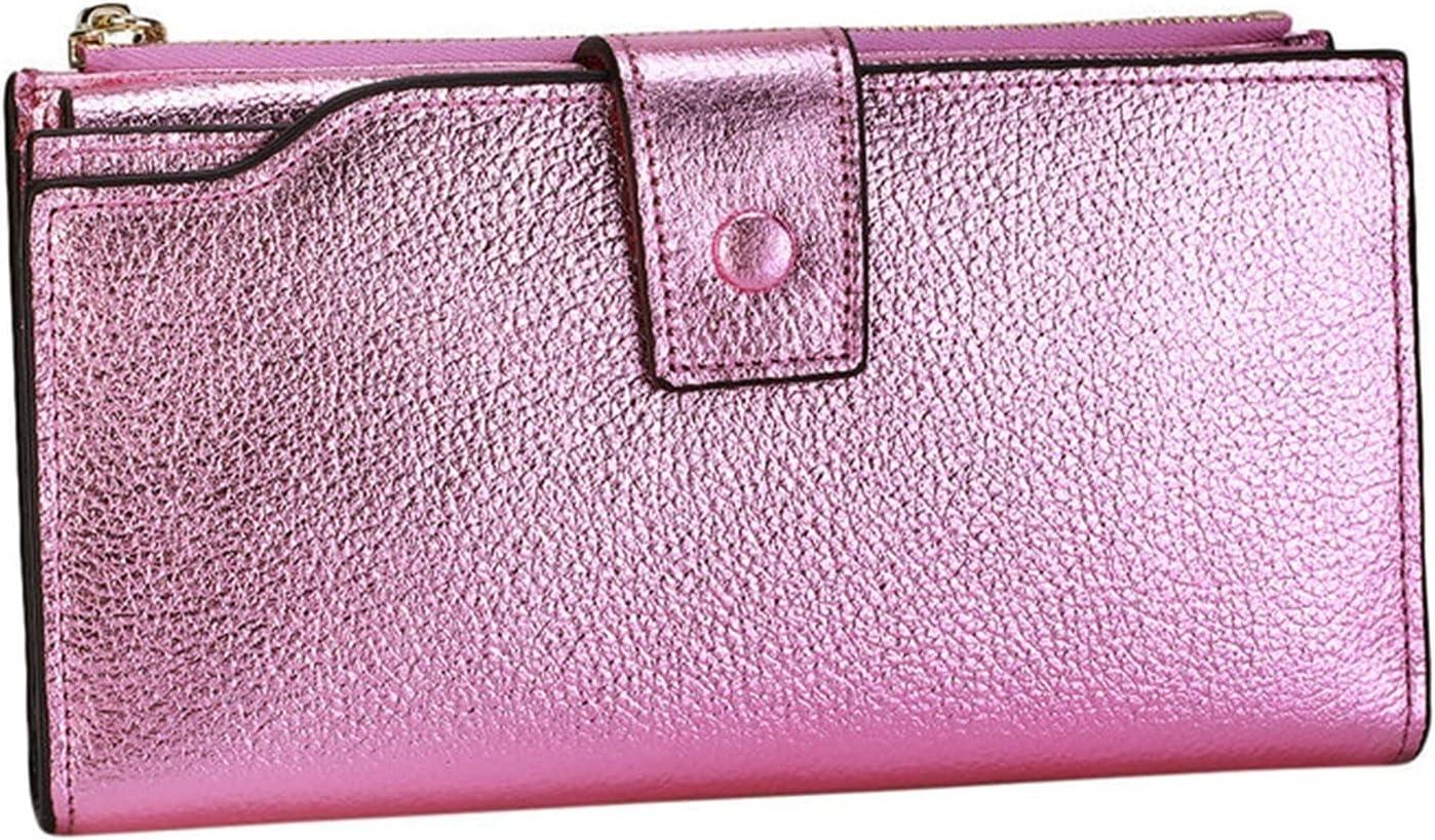 Wallet Women Blocking Functional Zipper Card H Glint Gifts 2021new shipping free Long