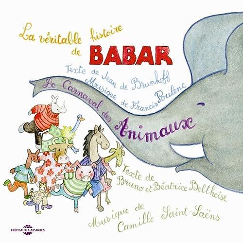 Babar Babar Et La Vieille Dame By Bruno Belthoise On Amazon Music Amazon Com