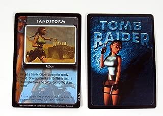 2000 Precedence Lara Croft Tomb Raider CCG Promo Card (#225) Nm/Mt