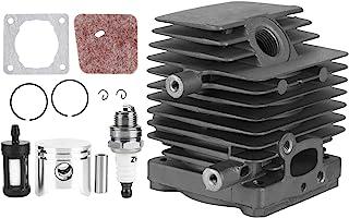 fuwinkr Kit de pistón de Cilindro Apto para STIHL FS75 FS80 FS85 HS75 34MM Piezas de Repuesto de cortacésped para cortadora de césped Craftsman