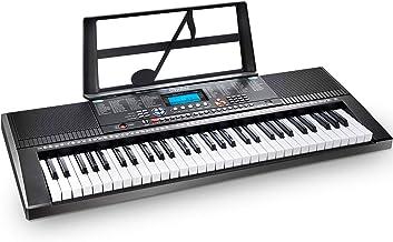 Ohuhu Electric Keyboard Piano 61-Key, Musical Piano Keyboard