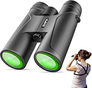 12X42 Binoculars for Adults and Kids with Harness...