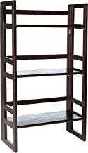 Casual Home 3-Shelf Folding Student Bookcase (20.75