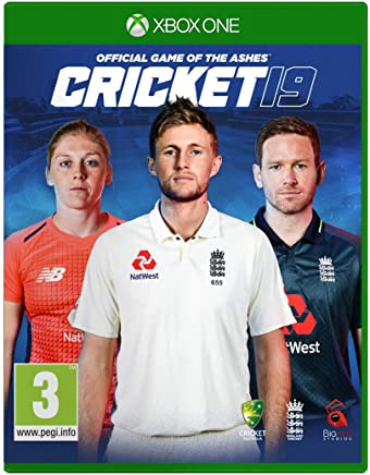 Cricket 19 - The Official Game of the Ashes - Xbox One (Xbox One)