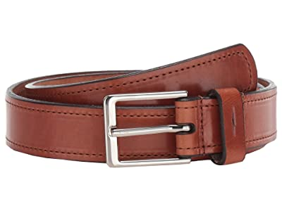 Shinola Detroit 1 1/4 Single Stitch Belt Harness (Brown) Men